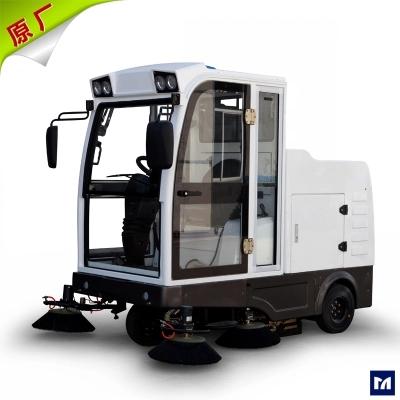 MN-800LD新型自卸式扫地机