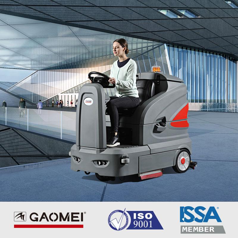 S-130智慧型洗地机