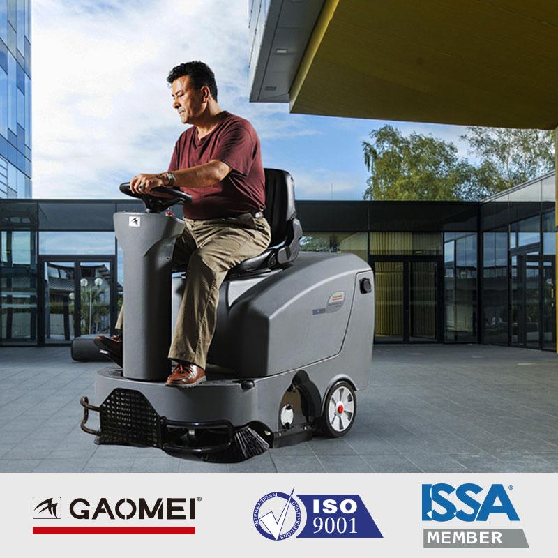S-MINIS智慧型驾驶式扫地机