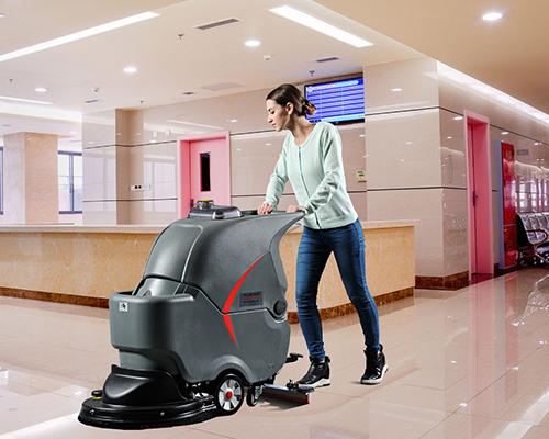 自动洗地机GM56B
