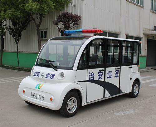 6-8座电动巡逻车A08JM