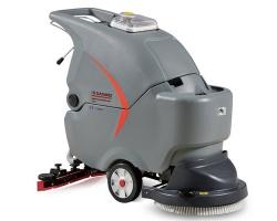 GM50高美拖线式手推单刷洗地机
