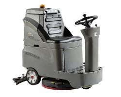 GM-AC高美电瓶驾驶自走单刷洗地机