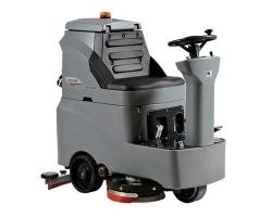GM-MINI高美电瓶驾驶自走双刷洗地机