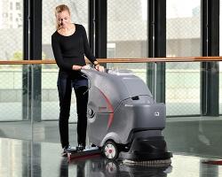 手推式洗地机GM50