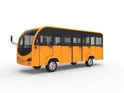 14座观光车T14