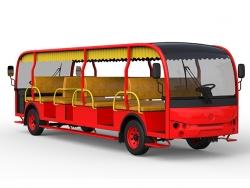 14座观光车T系列观光车