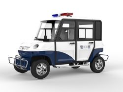 4-5座电动巡逻车V系列