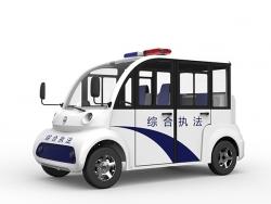 4-5座电动巡逻车A05系列警车