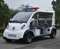 泰州6-8座电动巡逻车D08J