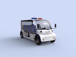 6-8座电动巡逻车A08