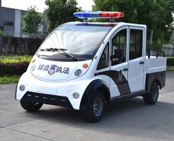 皮卡带斗巡逻车D05H10